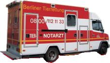 Mobiler Nottierarzt Berlin Brandenburg